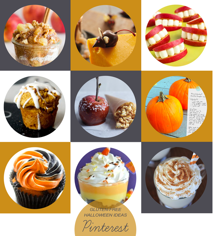 Gluten Free Halloween Treats