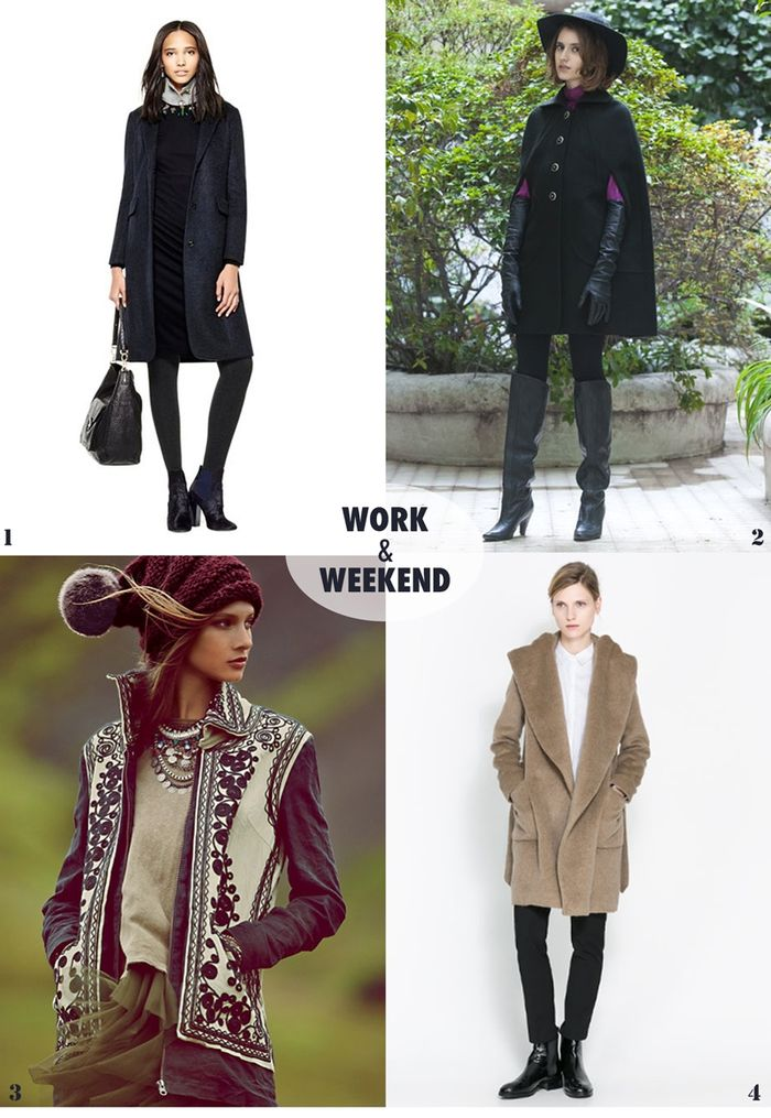 Four Chic and Cozy Styles for Winter