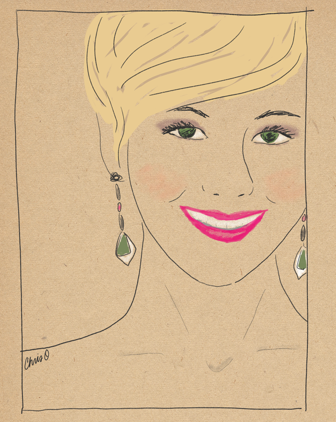Jennifer-Lawrence-Golden_Globes-2014-sketch