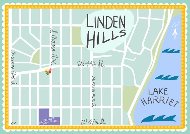 LindenHills-Map