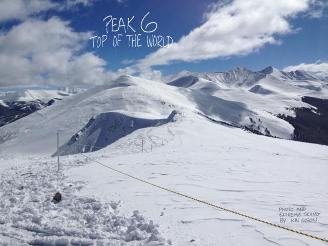 Peak 6 at Breckenridge