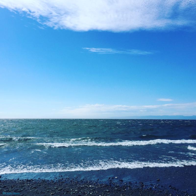 Sea to shining sea -- chris olson